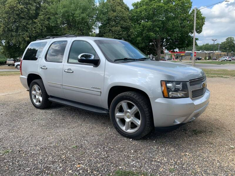 2013 Chevrolet Tahoe for sale at BROTHERS AUTO SALES in Hampton IA