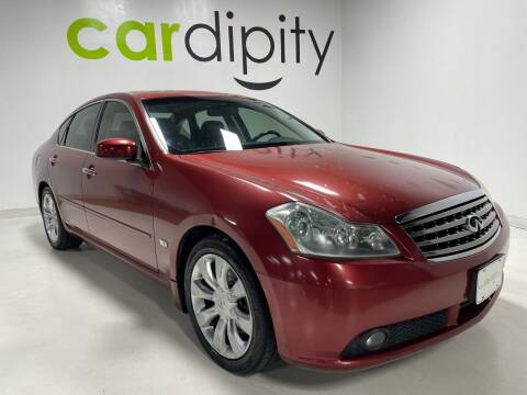 2007 Infiniti M35 for sale at Cardipity in Dallas TX