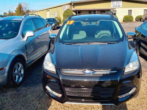 2013 Ford Escape for sale at IDEAL IMPORTS WEST in Rock Hill SC