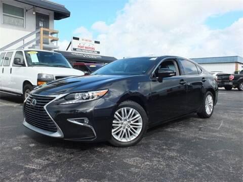 2016 Lexus ES 350 for sale at Automotive Credit Union Services in West Palm Beach FL