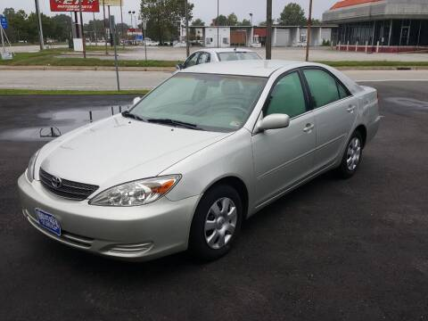 2003 Toyota Camry for sale at Premier Auto Sales Inc. in Newport News VA