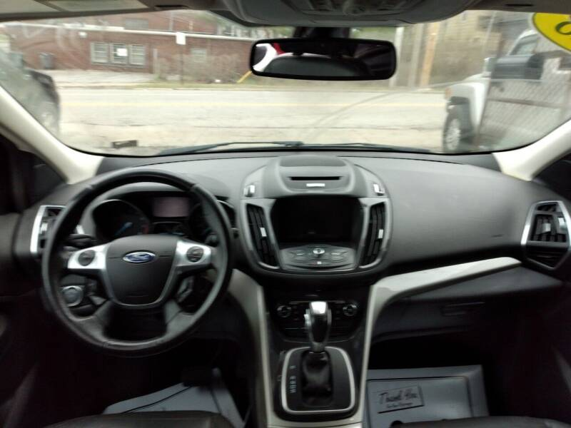 2013 Ford Escape AWD SEL 4dr SUV - Youngstown OH