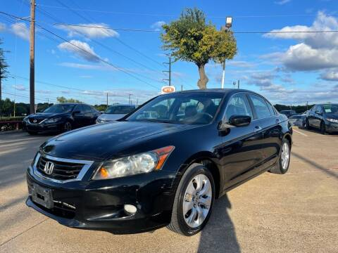 2008 Honda Accord for sale at CityWide Motors in Garland TX