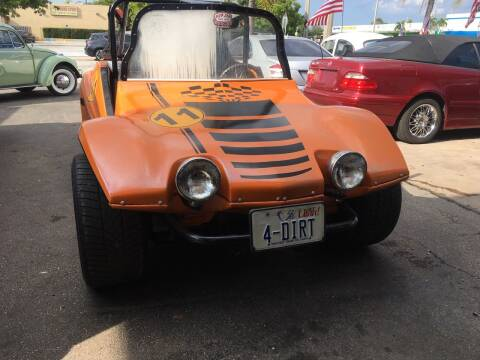 1967 Volkswagen Thing for sale at TOP TWO USA INC in Oakland Park FL