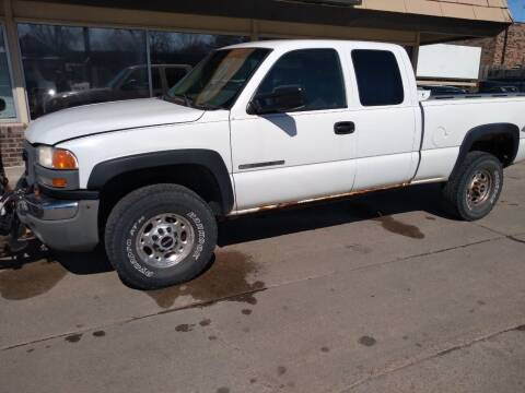 2007 GMC Sierra 2500HD Classic for sale at HWY 38 AUTO in Salem SD