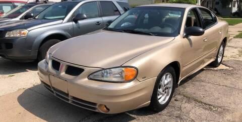 2004 Pontiac Grand Am for sale at Petite Auto Sales in Kenosha WI