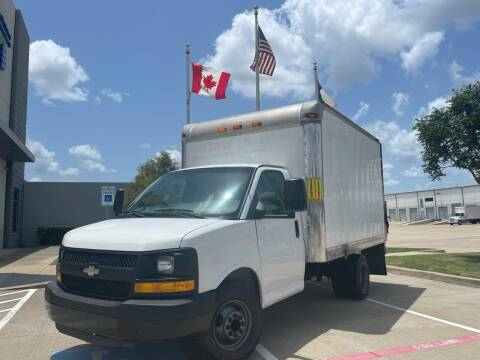 2012 Chevrolet Express Cutaway for sale at TWIN CITY MOTORS in Houston TX