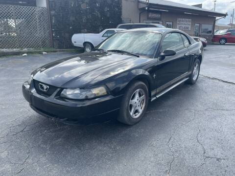 2002 Ford Mustang for sale at EAGLE ROCK AUTO SALES in Eagle Rock MO