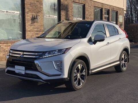 2019 Mitsubishi Eclipse Cross for sale at The King of Credit in Clifton Park NY
