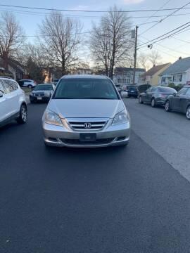 2006 Honda Odyssey for sale at Pak1 Trading LLC in South Hackensack NJ