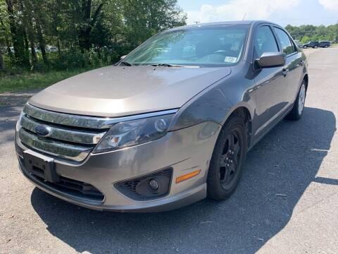 2010 Ford Fusion for sale at Auto Land Inc - Autoland of Thornburg in Spotsylvania VA