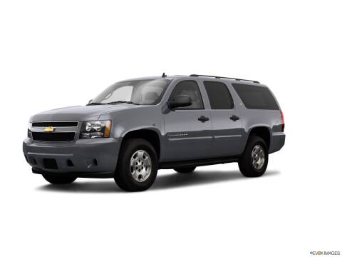 2009 Chevrolet Suburban for sale at SULLIVAN MOTOR COMPANY INC. in Mesa AZ