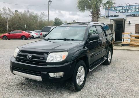 2003 Toyota 4Runner for sale at Emerald Coast Auto Group LLC in Pensacola FL