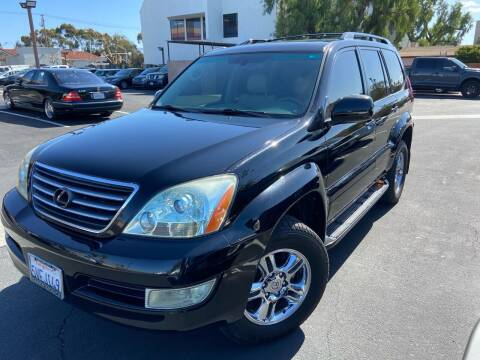 2006 Lexus GX 470 for sale at Coast Auto Motors in Newport Beach CA