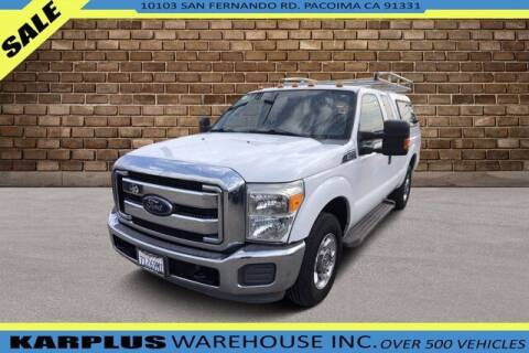 2013 Ford F-250 Super Duty for sale at Karplus Warehouse in Pacoima CA