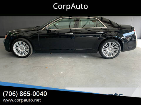 2011 Chrysler 300 for sale at CorpAuto in Cleveland GA