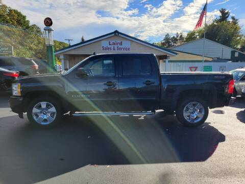 2010 Chevrolet Silverado 1500 for sale at LAIRD SALES AND SERVICE in Muskegon MI