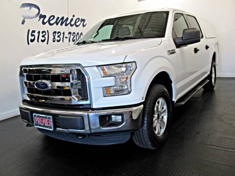 2016 Ford F-150 for sale at Premier Automotive Group in Milford OH