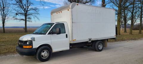 2010 Chevrolet Express 3500 for sale at Allied Fleet Sales in Saint Charles MO