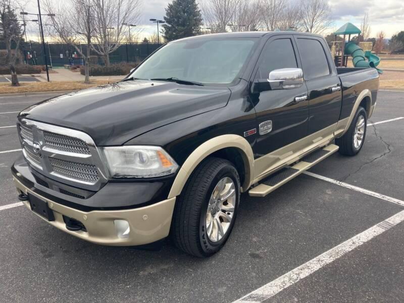 2014 RAM Ram Pickup 1500 for sale at The Car Guy in Glendale CO