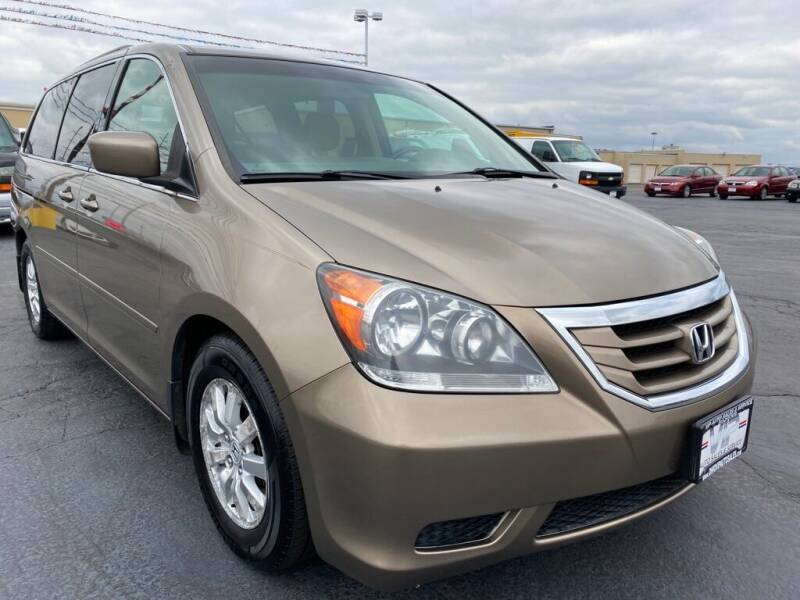 2009 Honda Odyssey for sale at VIP Auto Sales & Service in Franklin OH