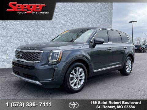 2020 Kia Telluride for sale at SEEGER TOYOTA OF ST ROBERT in St Robert MO