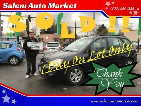 2007 Kia Rondo for sale at Salem Auto Market in Salem OR