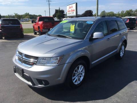 2017 Dodge Journey for sale at JACK'S AUTO SALES in Traverse City MI