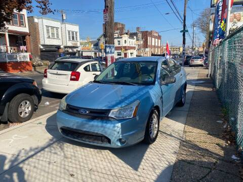 2008 Ford Focus for sale at Impressive Auto Sales in Philadelphia PA