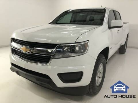 2016 Chevrolet Colorado for sale at Auto House Phoenix in Peoria AZ