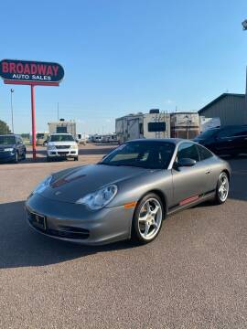 2002 Porsche 911 for sale at Broadway Auto Sales in South Sioux City NE