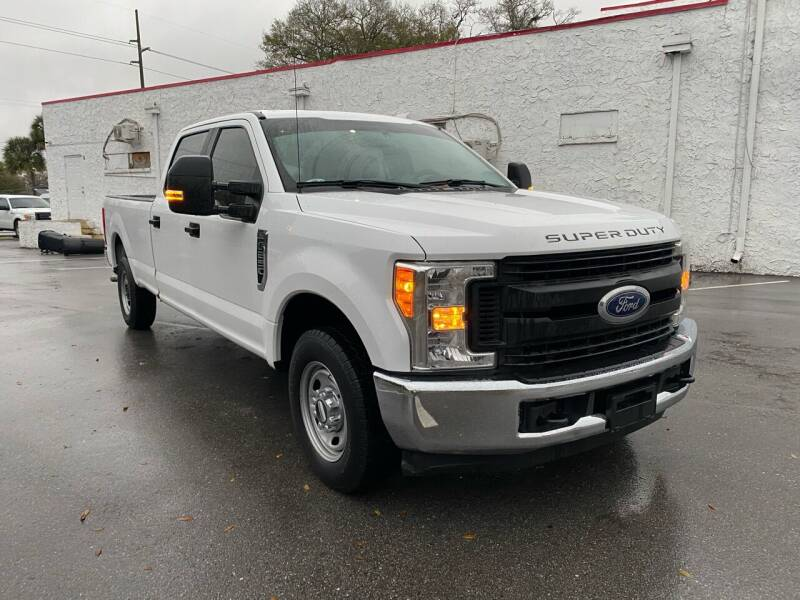 2017 Ford F-250 Super Duty for sale at LUXURY AUTO MALL in Tampa FL