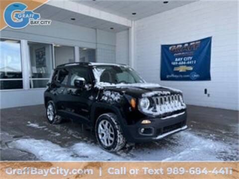 2016 Jeep Renegade for sale at GRAFF CHEVROLET BAY CITY in Bay City MI