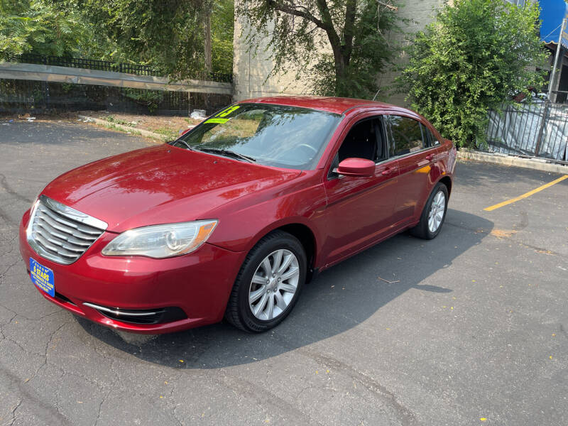 2013 Chrysler 200 for sale at 5 Stars Auto Service and Sales in Chicago IL