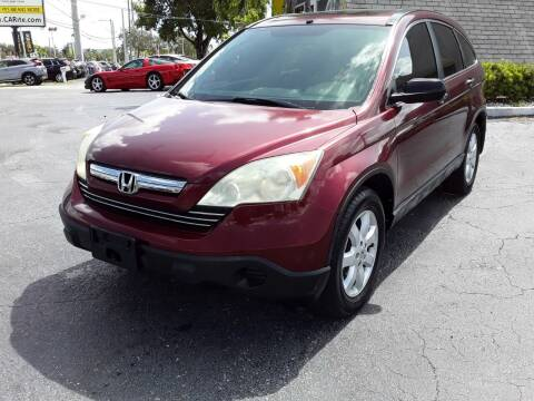 2008 Honda CR-V for sale at YOUR BEST DRIVE in Oakland Park FL