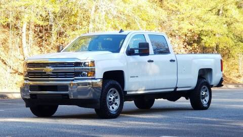 2016 Chevrolet Silverado 3500HD for sale at United Auto Gallery in Suwanee GA
