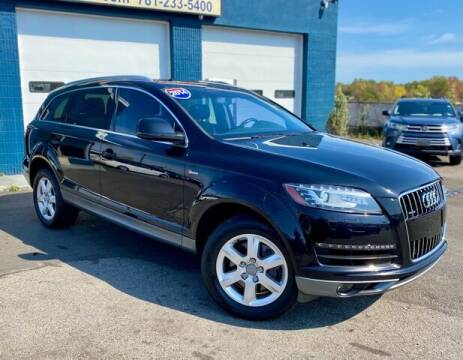 2014 Audi Q7 for sale at Saugus Auto Mall in Saugus MA