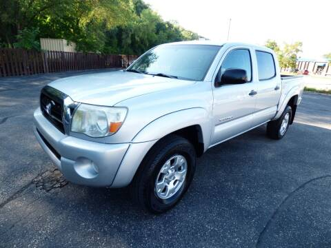 2006 Toyota Tacoma for sale at Chris's Century Car Company in Saint Paul MN