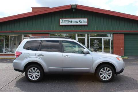 2012 Subaru Forester for sale at Gentry Auto Sales in Portage MI