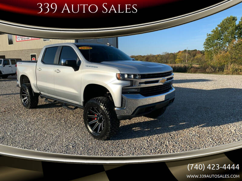 2020 Chevrolet Silverado 1500 for sale at 339 Auto Sales in Belpre OH