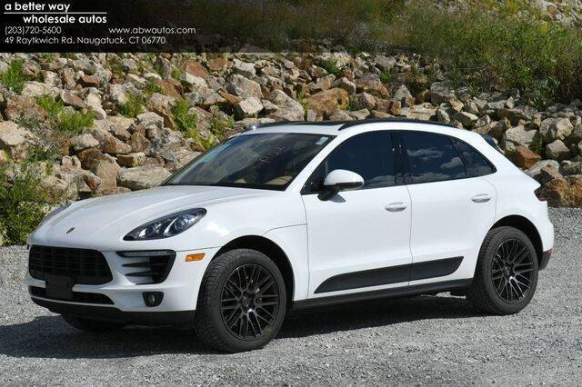 2017 Porsche Macan for sale in Naugatuck, CT