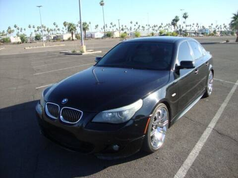 2008 BMW 5 Series for sale at FREDRIK'S AUTO in Mesa AZ