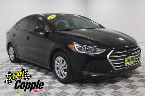 2018 Hyundai Elantra for sale at Copple Chevrolet GMC Inc in Louisville NE