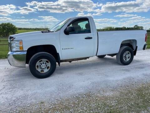 2008 Chevrolet Silverado 2500HD for sale at The Ranch Auto Sales in Kansas City MO