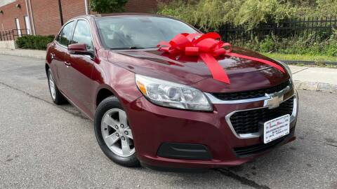 2015 Chevrolet Malibu for sale at Speedway Motors in Paterson NJ