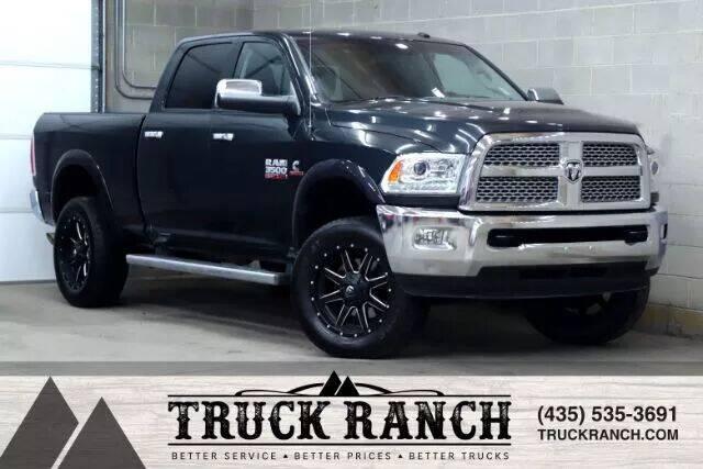 2014 RAM Ram Pickup 3500 for sale at Truck Ranch in Logan UT
