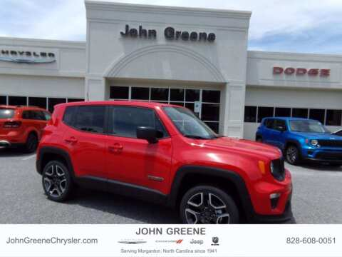 2020 Jeep Renegade for sale at John Greene Chrysler Dodge Jeep Ram in Morganton NC