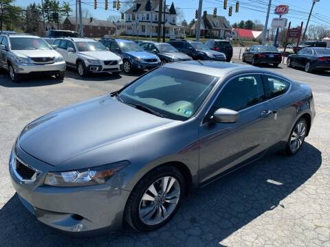 2008 Honda Accord for sale at Masic Motors, Inc. in Harrisburg PA