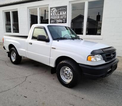 2006 Mazda B-Series Truck for sale at Kellam Premium Auto Sales & Detailing LLC in Loudon TN