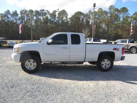 2013 Chevrolet Silverado 1500 for sale at Ward's Motorsports in Pensacola FL